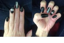 nails / Nails - coffin, stilleto, square, round