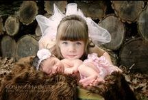 Babies and Children / Showcasing portraits of babies and children taken by Connie Hackett Fine Art Photography.