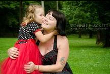 Families / Showcasing family portraits taken by Connie Hackett Fine Art Photography.