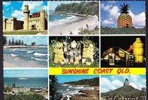 Old Sunshine Coast / Soem great insight to the olden days of the Sunshine Coast
