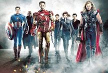 Everything MARVEL / Avengers and marvel / by Grace Schepens