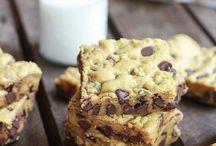 Bars, Brownies & Blondies