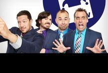 •Impractical Jokers• / Joe & Sal & Q & Murr  BABOOM!  / by Laurel Depp
