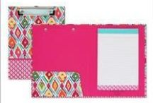 Office/ School Supplies / Back To School, Notebooks, Clipboards, Folders, Notes, Book Bags and more