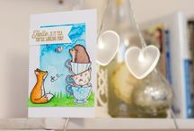 card making / I am obsessed with card making (so much so that I have a card making blog) & this is where I keep all my inspiration & the cards I've made.