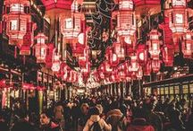 Place to visit: Asia