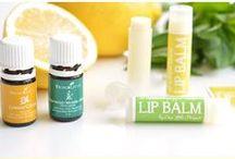 DIY Lippenbalsem / Verzorgende, natuurlijke lippenbalsems!