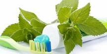 DIY Tandpasta en mondwater / Parelwitte tanden en gezond tandvlees met deze recepten!