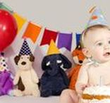 1st Birthday and Cake Smashes