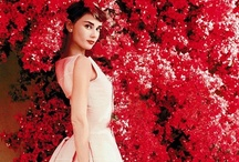 audrey / fashion hair and make: vintage style inspiration from the iconic Audrey Hepburn
