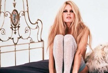 brigette / fashion hair and make: vintage style inspiration from the iconic Brigette Bardot