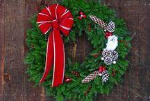 Werner Tree Farm Wreaths and Greens