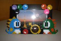 Mis Hama Beads Album / Creaciones con Hama Beads hechas por mí