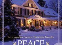 PEACE / After a year of secrets and scandal, will this Crittenden County Amish community finally find peace under the bright promise of Christmas?  PEACE is a Christmas novella by Shelley Shepard Gray.