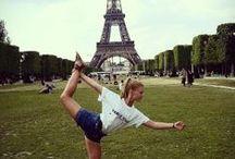 DANCING + gymnastics, yoga, acro / ... these are a few of my faaaavouriiiteee thiiiiings ♪♪♪♫♫♪♪♫♫♪♫♫♪♪♫♫♫♪♪♪♫♫