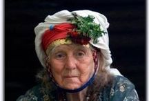 Old women, old men / by Sloan Nota