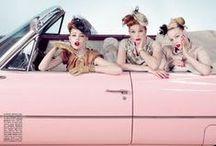 Les femmes prennent le volant ! / Parce qu'il n'ya pas que les hommes qui aiment l'automobile donc #1001pneus concocte une sélection de voitures pour ces dames ! #femme #auto #romantique #poetique