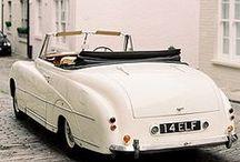 Voitures vintage / Une sélection de voitures d'époque, au style vintage plein de charme ! #rétro #voiture #vintage