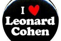 Leonard Cohen - coup de foudre / Chanterurs Leonard Cohen ❤️❤️