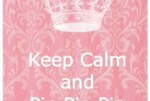 Keep Calm and ..... / Keep Calm