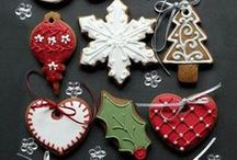 Christmas Cookies / Any way you bake them, we like to eat them!