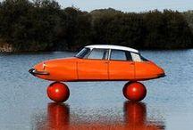 Véhicules insolites / Parce que dans le monde #automobile il n'y a pas que des #voitures de luxe, de course et sublimes. Certaines sont étranges, différentes, originales et insolites ! Voyez par vous mêmes ! #voitures #insolite