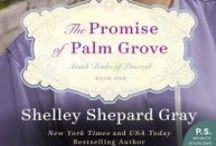 THE PROMISE OF PALM GROVE / A young Amish woman finds herself torn between the man she's pledged to wed and the man her heart desires in this heartwarming story of chance, duty, and choice in the face of love—the first volume in the beloved New York Times bestselling author's new Amish Brides of Pinecraft series.