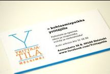 Muutosmuotoilu - Helsingin yrittäjät - Y-tilan hyödyntäminen jäsenhankinnassa / Työssä tutkitaan Helsingin Kampissa sijaitsevan yrittäjien kohtaamis- ja info- sekä koulutuspaikan mahdollisuuksia siellä järjestettävien tapahtumien ja koulutuksen ulkopuolella. Loimme fyysiseen tilaan markkinointikonseptin, joka  kehittää jäsenten liiketoimintaa hyödyntämällä tilan erinomaisen sijainnin ja muut sen tarjoamat mahdollisuudet. Konseptin avainsanat ovat: erinomainen palvelu, kilpailu ja luovuus. Se tukee myös Helsingin Yrittäjien näkyvyyttä verkossa ja jäsenviestinnassä.