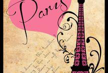 Paris, la ville de mon cœur / Paris