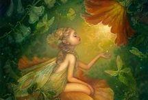 fantasy art / Annie Stegg