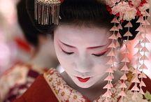 Geisha / L'art et la beauté