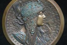 Art Nouveau et d'autres bijoux / Art Nouveau et d'autres bijoux