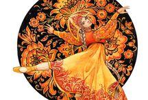 Иллюстрации русских художников