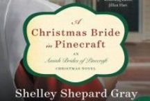 A Christmas Bride in Pinecraft / Shelley Shepard Gray concludes her Amish Brides of Pinecraft series with A CHRISTMAS BRIDE IN PINECRAFT--a story of forgiveness and trusting your heart...just in time for Christmas.