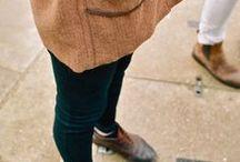 Winter fashion vibes