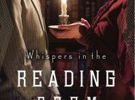 WHISPERS IN THE READING ROOM / Lydia's job at the library is her world—until a mysterious patron catches her eye . . . and perhaps her heart. Shelley Gray's WHISPERS IN THE READING ROOM is the third book in her Chicago Mystery Series.