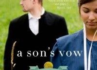 A SON'S VOW / Shelley Shepard Gray's first book in her Charmed Amish Life series is set in the quaint Amish village of Charm, Ohio, and tells the stories of the Kinsinger siblings who are each struggling to find both forgiveness and love in the face of tragedy.  Will the pain of the past overcome any chance of future happiness?