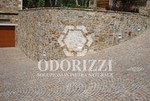 Pavimentazioni / Pavimentazioni in porfido e pietra naturale