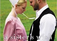 A SISTER'S WISH / In Shelley Shepard Gray's third book in her Charmed Amish Life series, a respectable young woman finds herself falling for an Amish man from the wrong side of the tracks. But when Amelia gets hurt, it sets off a chain of events that forces them to consider their future together—and face their past mistakes. There's a chance for love… but only if Simon dares to trust Amelia with the secrets of his past.