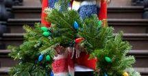 Bright Christmas / 'Tis the season to be joyful