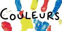 Les projets d'école - Les couleurs