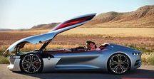 Concept Car / Sublime, du rêve... Technologie, Design & Expérience Digitale se réunissent pour donner naissance aux modèles les plus subtiles ! Des propositions plus qu'avant-gardiste ! Un futur proche ... #conceptcar #Design #automobile #voiturederêve