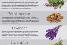 Aromatherapy/Essential oil