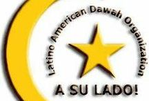 Latino Muslim websites / This board will list various popular Latino Muslim related websites.