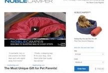 Dog Sleeping Bags / An Image Board dedicated to sleeping bags for Dogs.