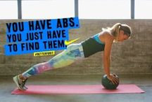 Toned Tummy Workouts. / Target your abs & core