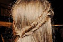 TRASH TO DIVA / For bad hair days