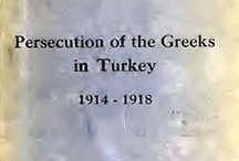 Books / A collection of books related to the Greek Genocide