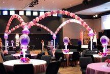 Princess Theme Party / Balloon Decoration ideas for the little princess