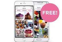 ThinTea Recipe App. / **FREE APP Available on both Iphone & Android. Includes 58 Clean Eating Recipes, designed to nourish your body. All recipes are 100% Gluten free, Vegan & mostly Raw.